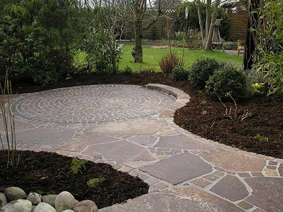 Gartengestaltung mit Naturstein - stones Detmold